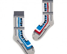 Disney Monorail Socks