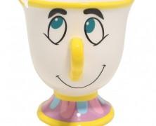 Beauty and the Beast Ceramic Chip Mug