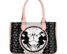 Mickey and Minnie Mouse Handbag from Disney Boutique