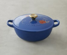 Beauty and the Beast Soup Pot by Le Creuset