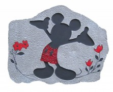 Mickey Mouse Garden Stepping Stone