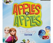 Updated Disney Apples to Apples Card Game
