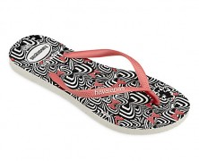 Minnie Mouse Flip Flops by Havianas