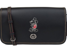 Coach Mickey Mouse Wristlet