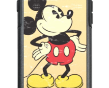 Vintage Mickey Mouse Otterbox Cell Case