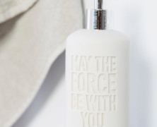 Star Wars May The Force Be With You Soap Dispenser