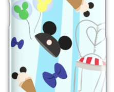 Mickey Mouse Main Street Cell Phone Case