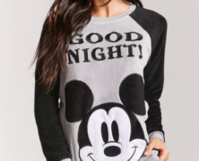 Mickey Mouse Flannel Pajamas