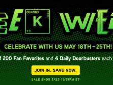 Celebrate Geek Week!
