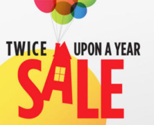 shopDisney's Twice Upon a Year Sale is Here!