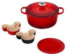 Disney Le Creuset Cooking Set