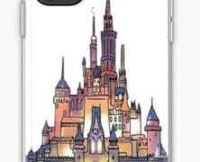 Cinderella Castle iPhone Case & Cover