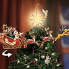 Disney Character Sleigh With Lights And Music Mickey Fix
