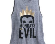 Mondays Are Evil Tank Top